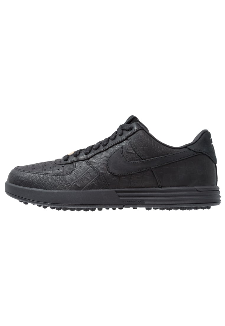 Nike Golf LUNAR FORCE 1 PREMIUM Buty do golfa black - 844547