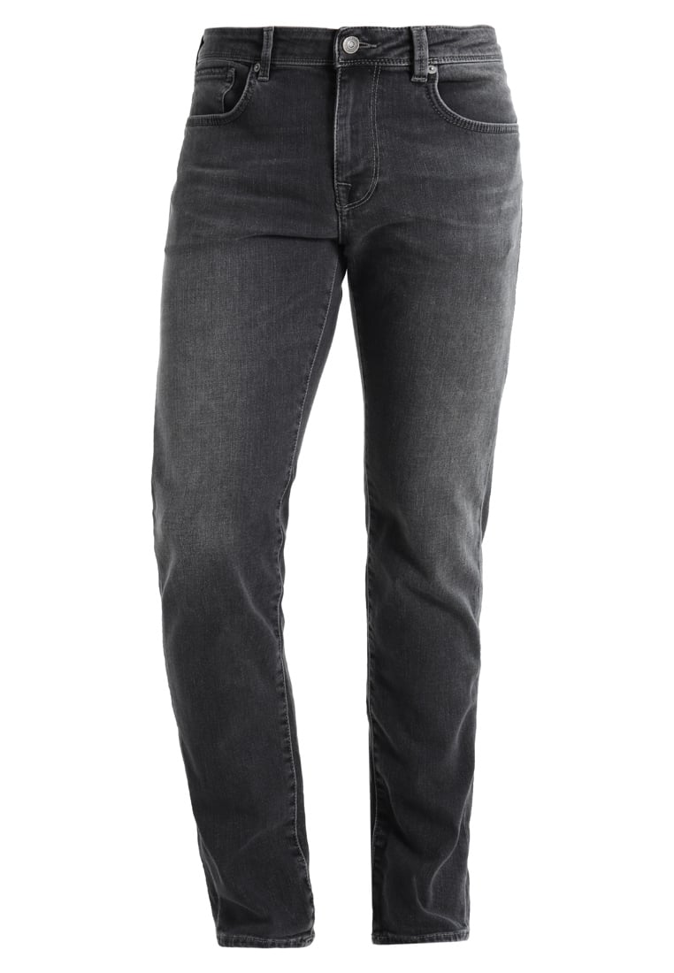 Selected Homme Jeansy Slim Fit grey - 16057335