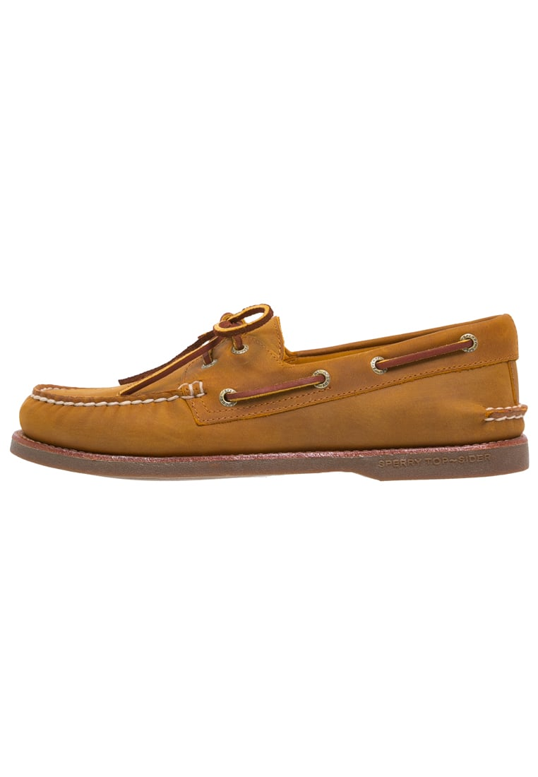 Sperry GOLD Buty żeglarskie tan - STS12428