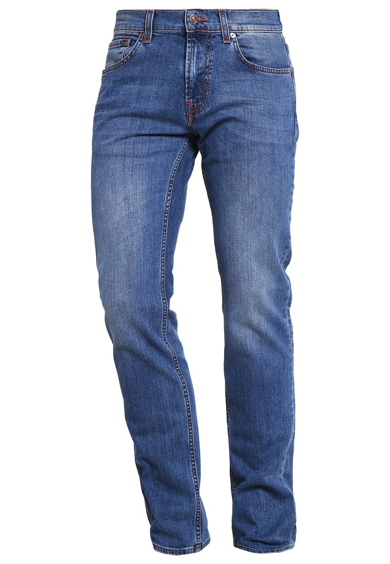 7 for all mankind Jeansy Straight leg blue - SSCU 090MB