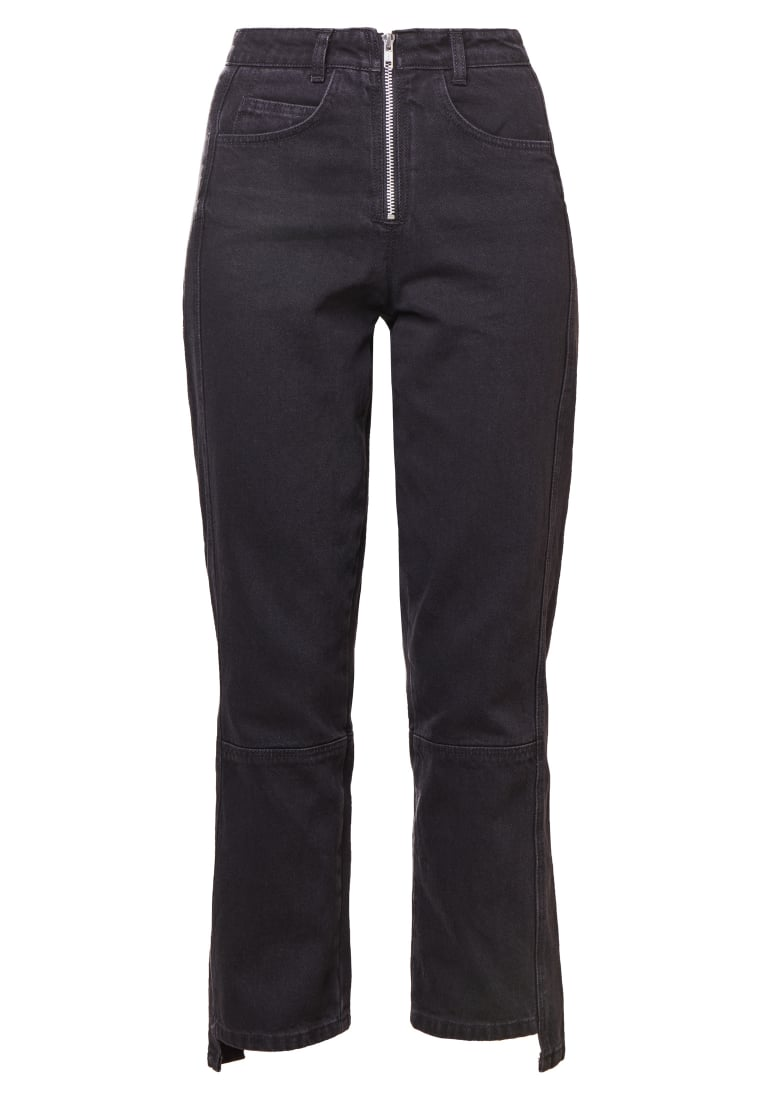 House of Dagmar COOPER Jeansy Relaxed Fit washed black - 173F622