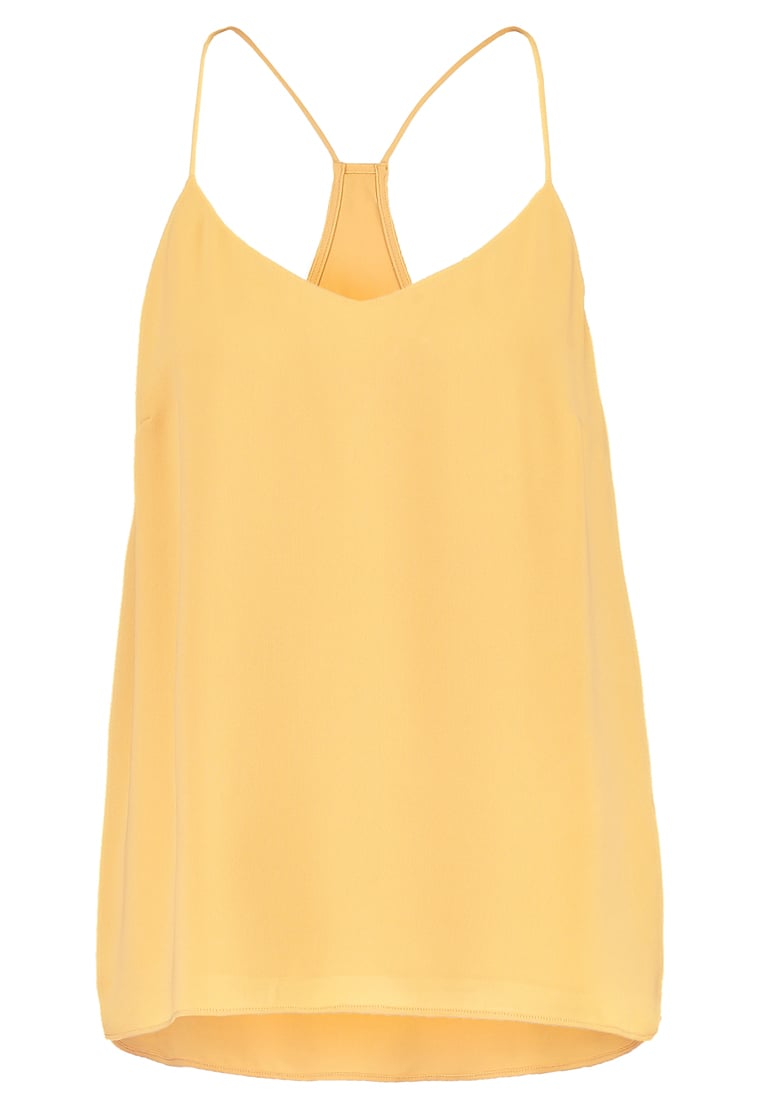 JUST FEMALE ALUNA Top yellow wheat - 10208