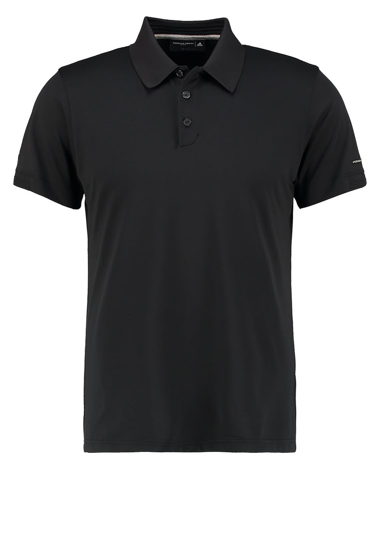 Porsche Design Sport by adidas Koszulka polo black - AI1600