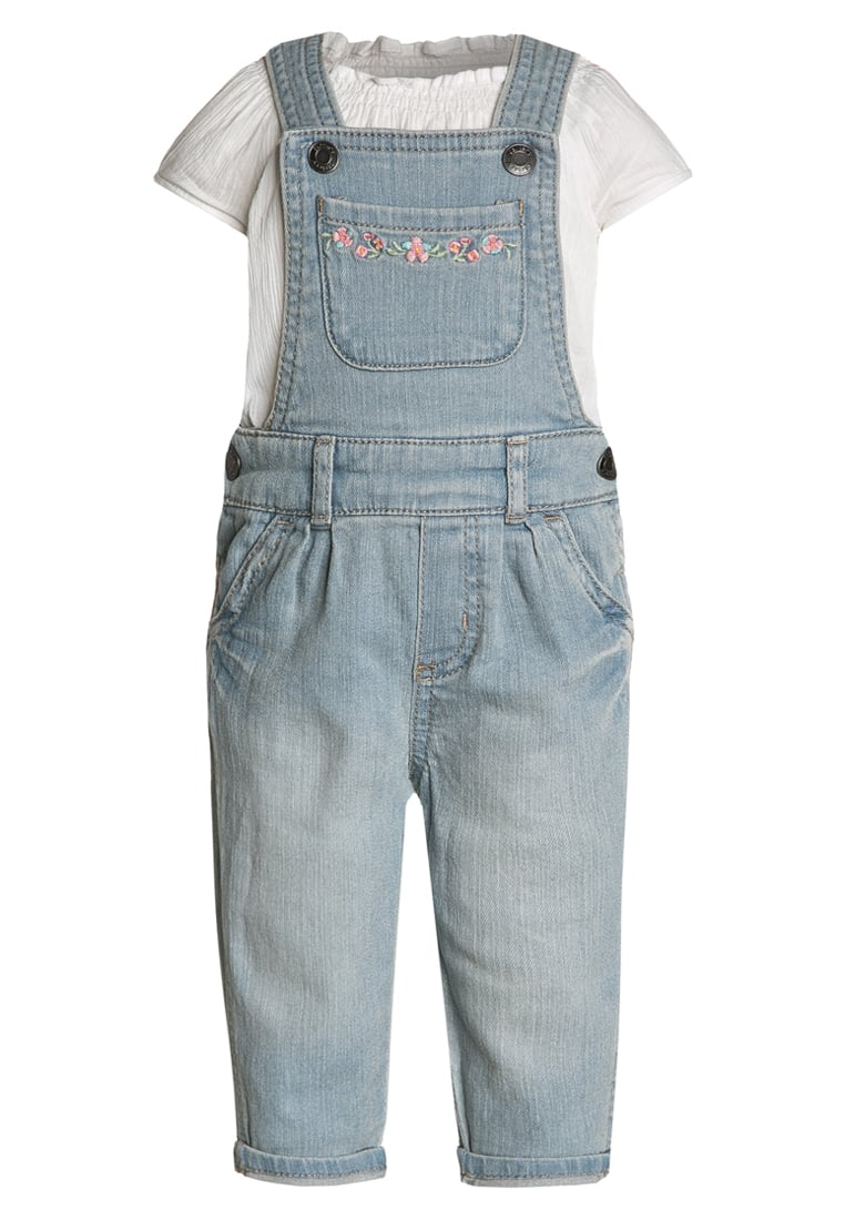 Carter's SET Tunika denim/ivory - 127G236