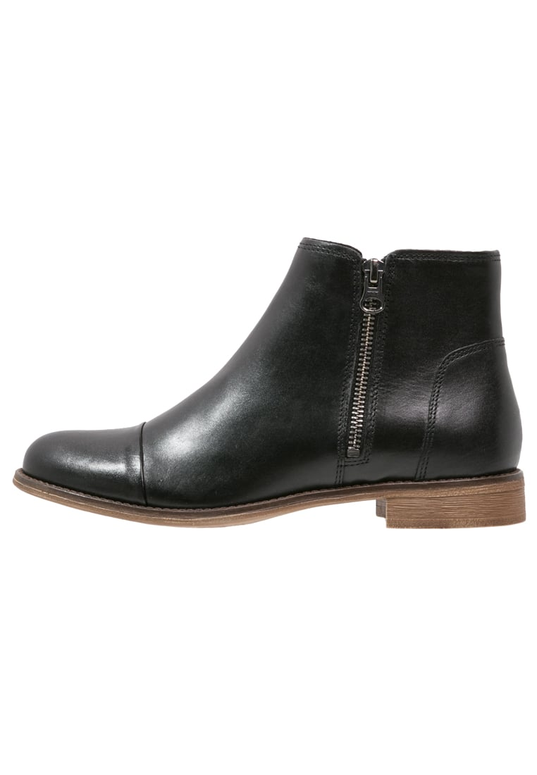 Pier One Ankle boot black - 2371 F
