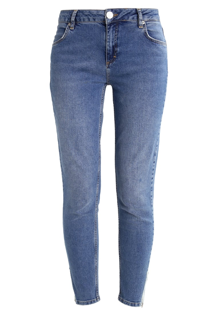 2ndOne NICOLE Jeansy Slim fit blue worth - 10567