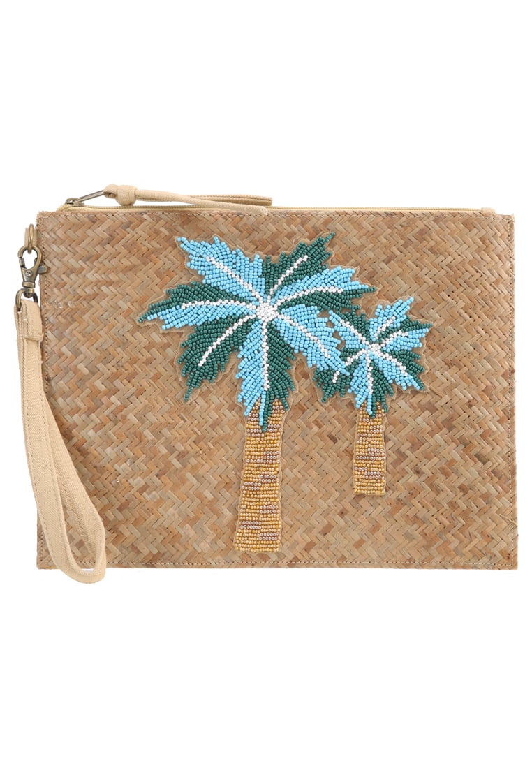 sweet deluxe PALM TREE Kopertówka brown - 6601