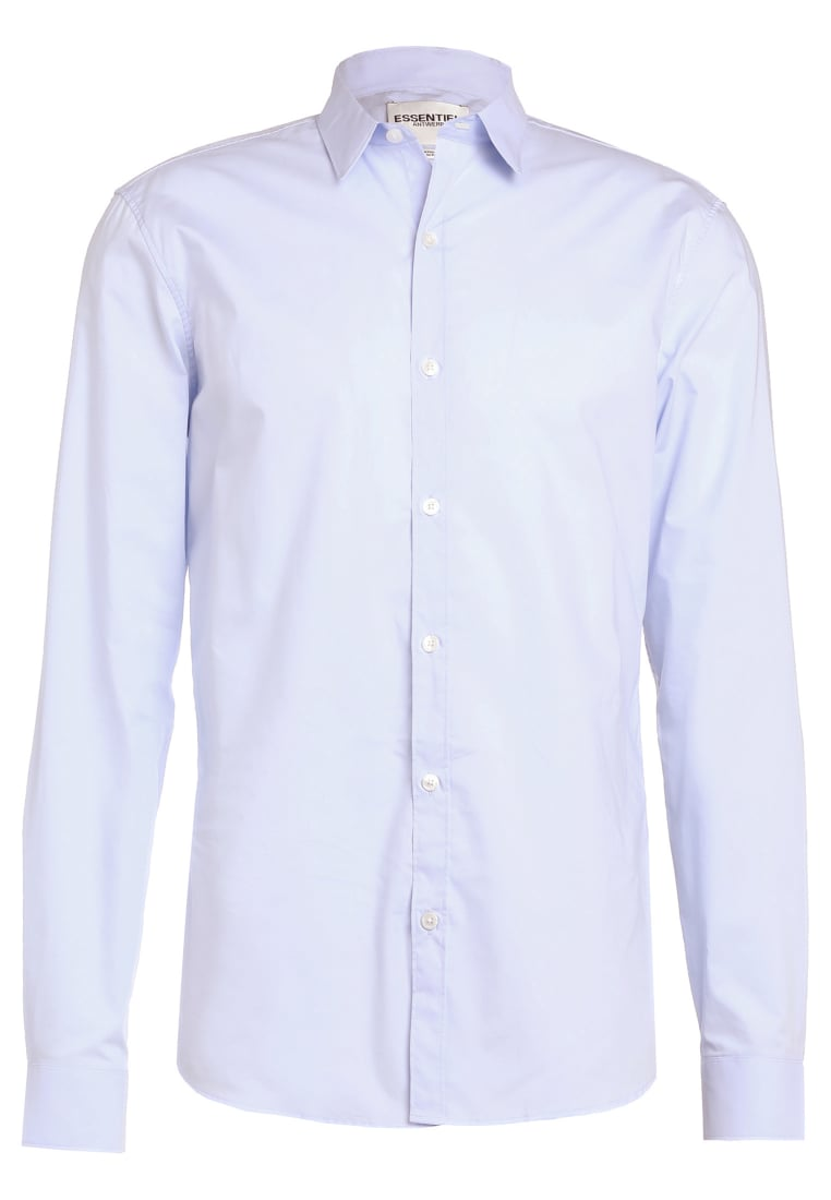 Essentiel Antwerp IDYLLIC SLIM FIT Koszula biznesowa blue - M_Idyllic Slim Fit Shirt