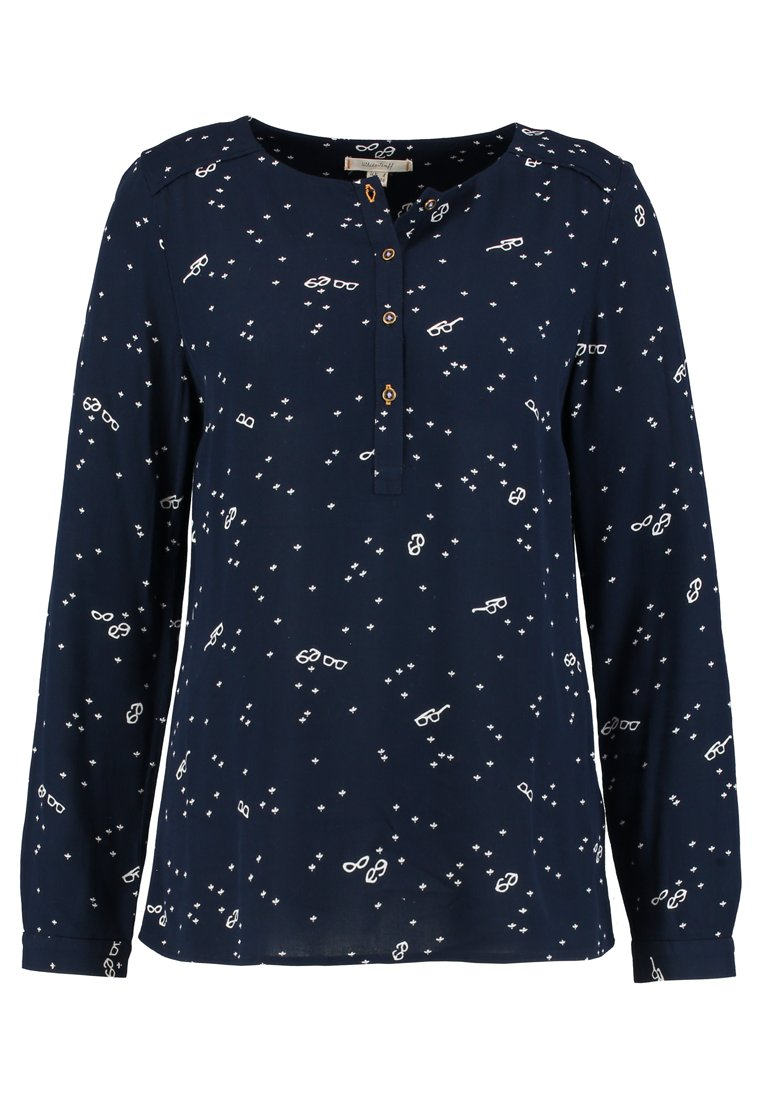 White Stuff BROOK PRINT Bluzka dark blue - 421849