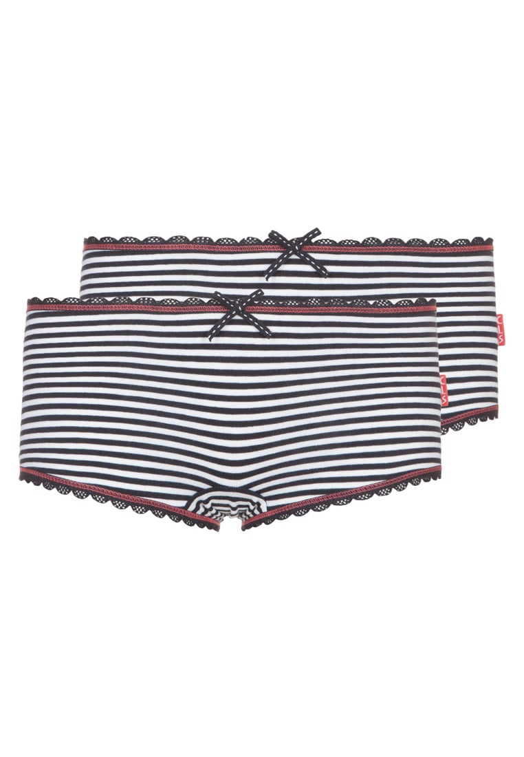 Claesen's 2 PACK Panty navy/white - CL 939