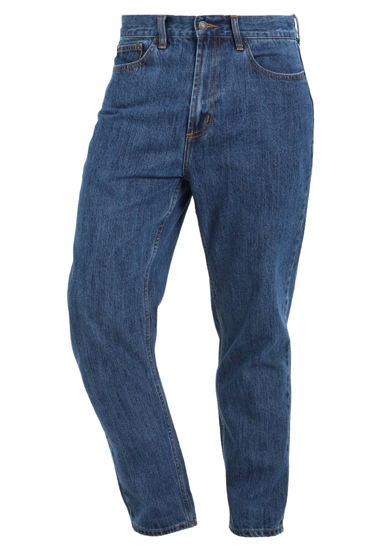 Obey Clothing BENDER Jeansy Relaxed fit stone washed indigo - 142010050