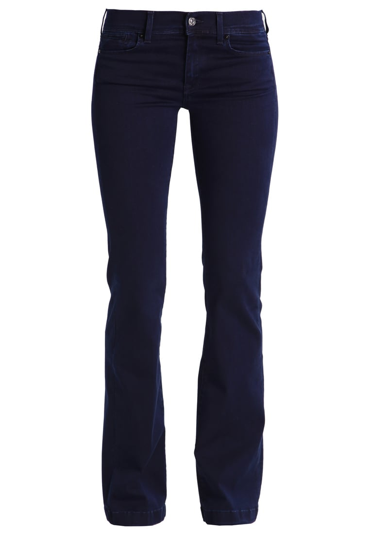 7 for all mankind CHARLIZE Jeansy Bootcut deep indigo
