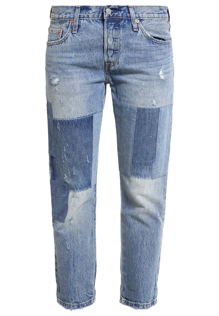 Levi's® 501 CT Jeansy Relaxed fit lightblue denim - 17804