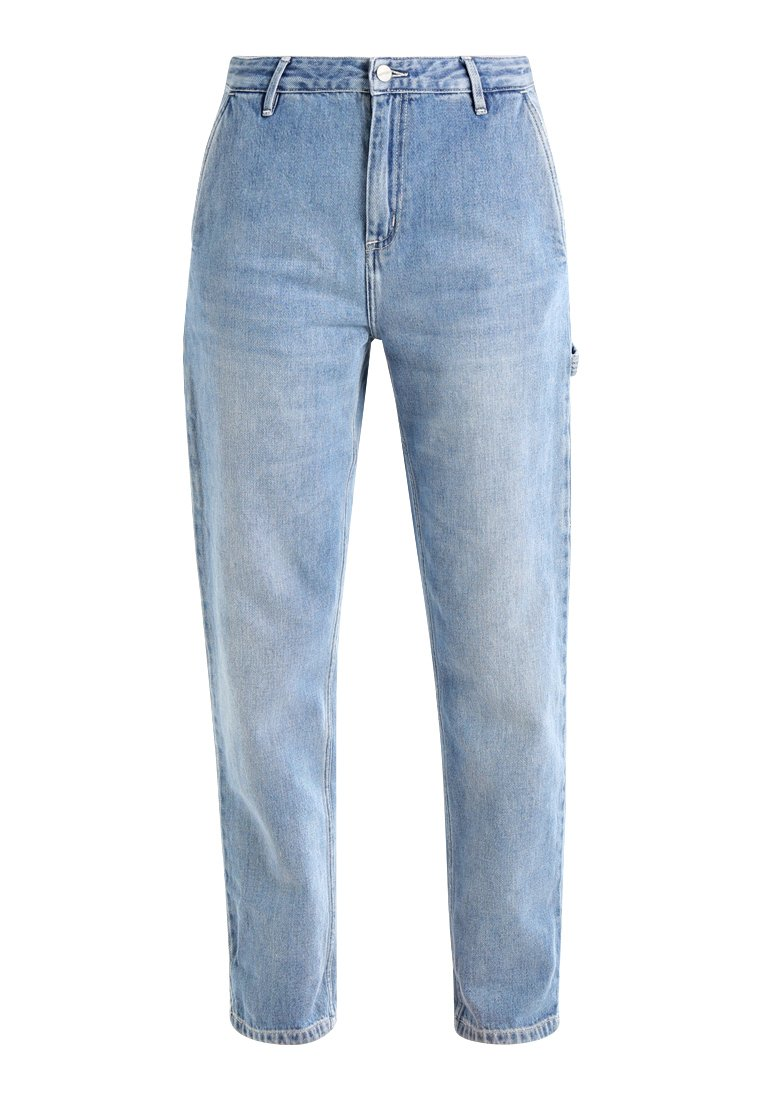 Carhartt WIP PIERCE PANT Jeansy Relaxed Fit blue light stone washed - I025268