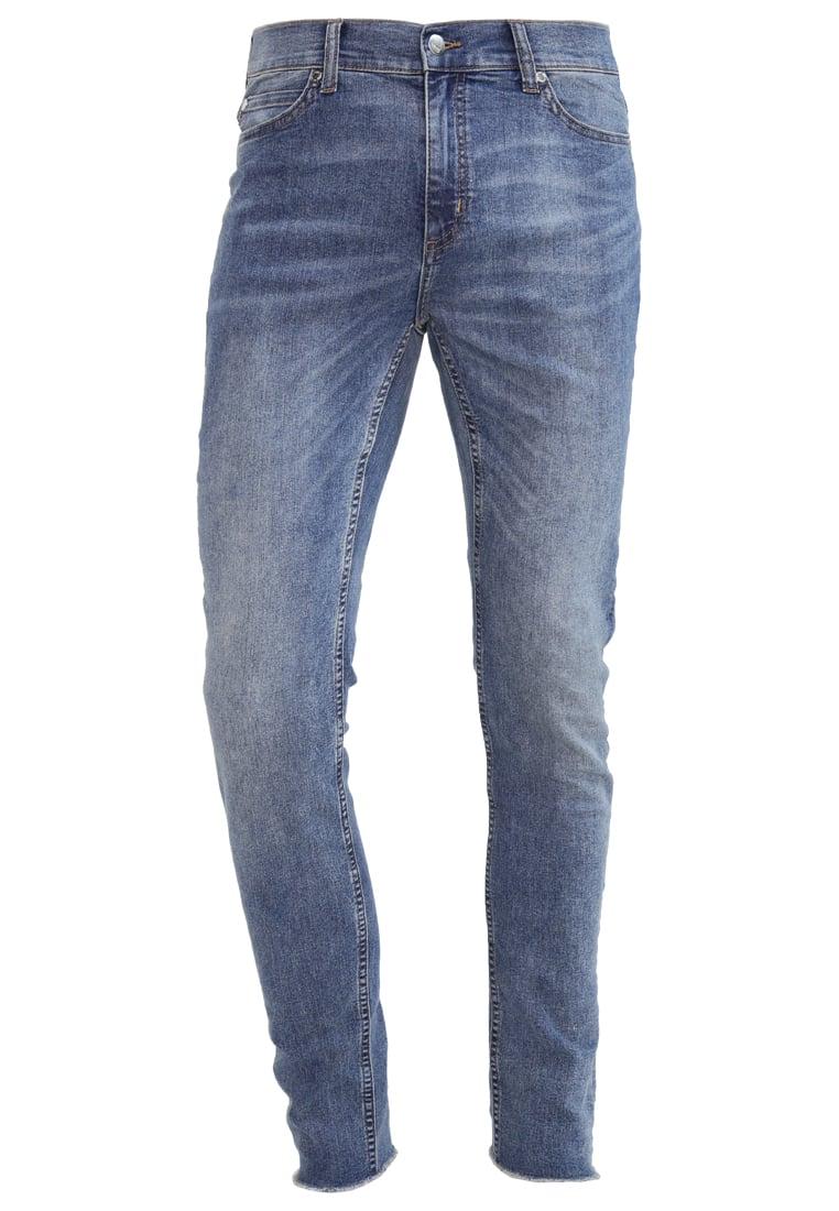 Cheap Monday HIM SPRAY Jeans Skinny Fit blue noise - 0416893