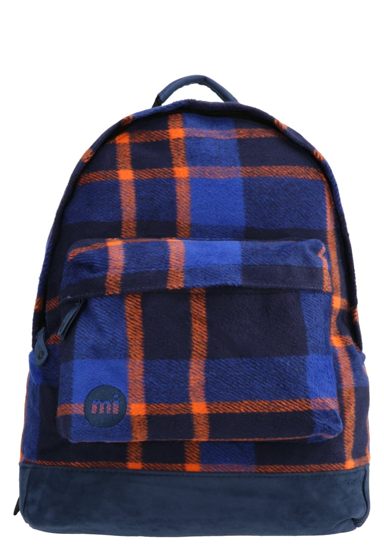 MiPac PICNIC CHECK Plecak navy/orange - 740338-020