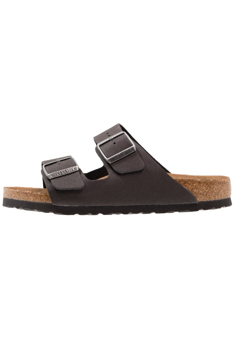 Birkenstock ARIZONA Kapcie anthracite - 652421
