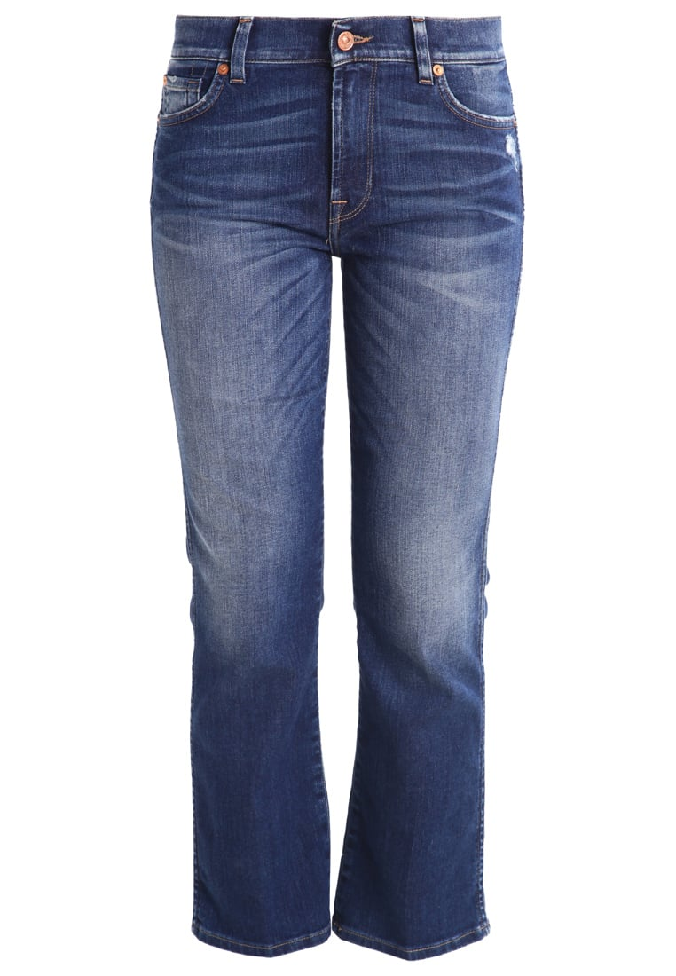7 for all mankind Jeansy Bootcut west indigo - SYRK750
