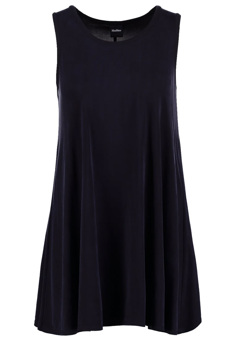 Max Mara Leisure CAVOUR Top blu marino - 39410476000