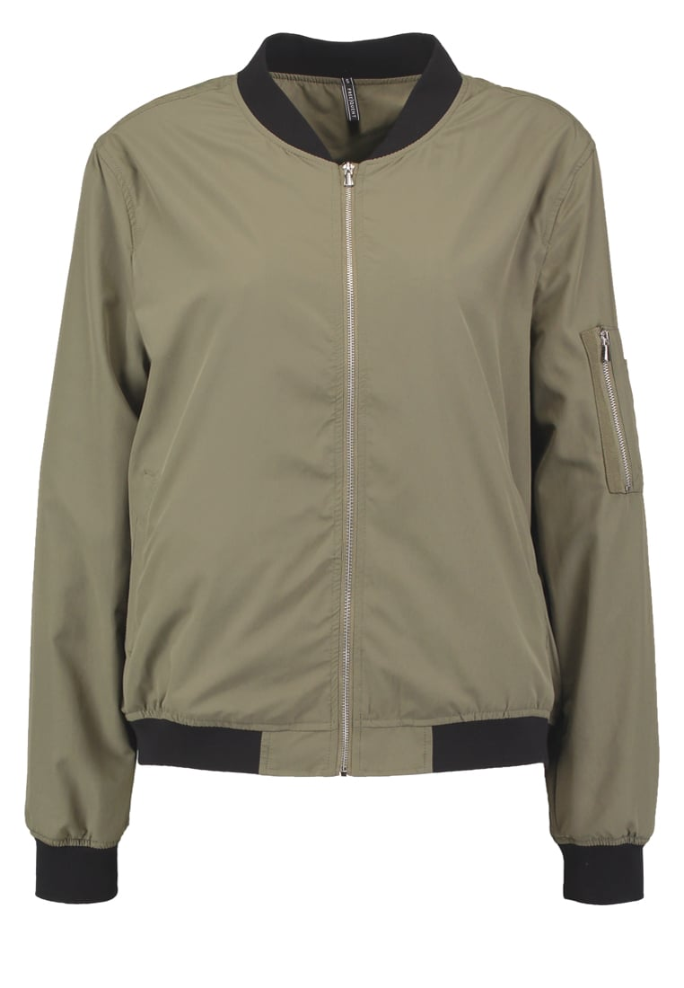 Freequent DECO Kurtka Bomber army green - 115510