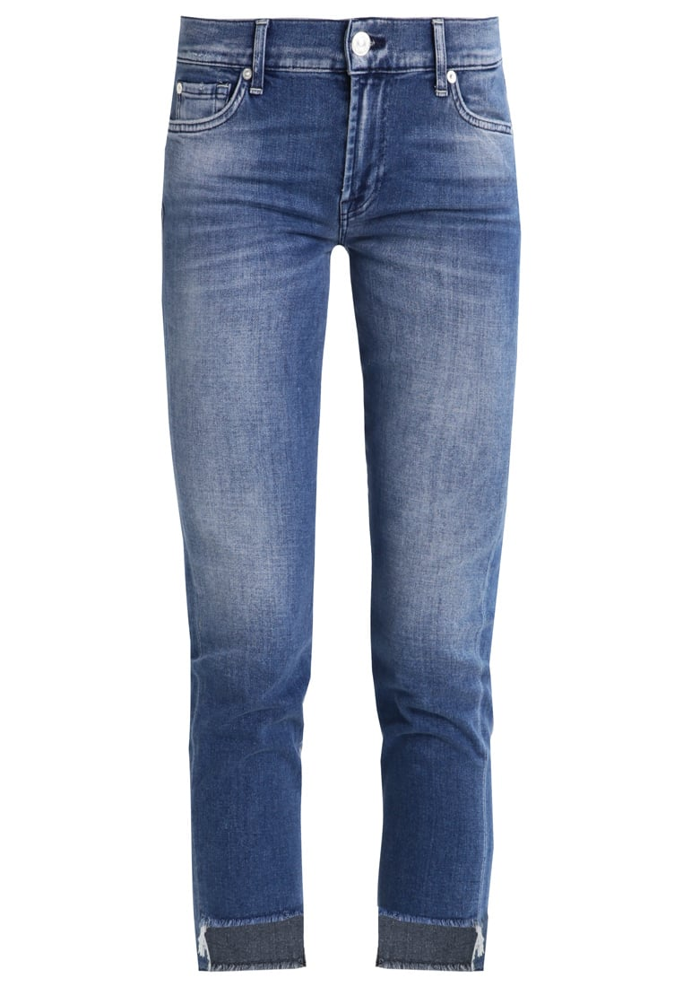 7 for all mankind ROXANNE Jeansy Slim fit left hand mid - SLJR510