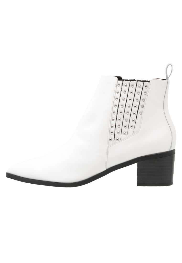 Office AMBER Ankle boot white - AMBER-25769