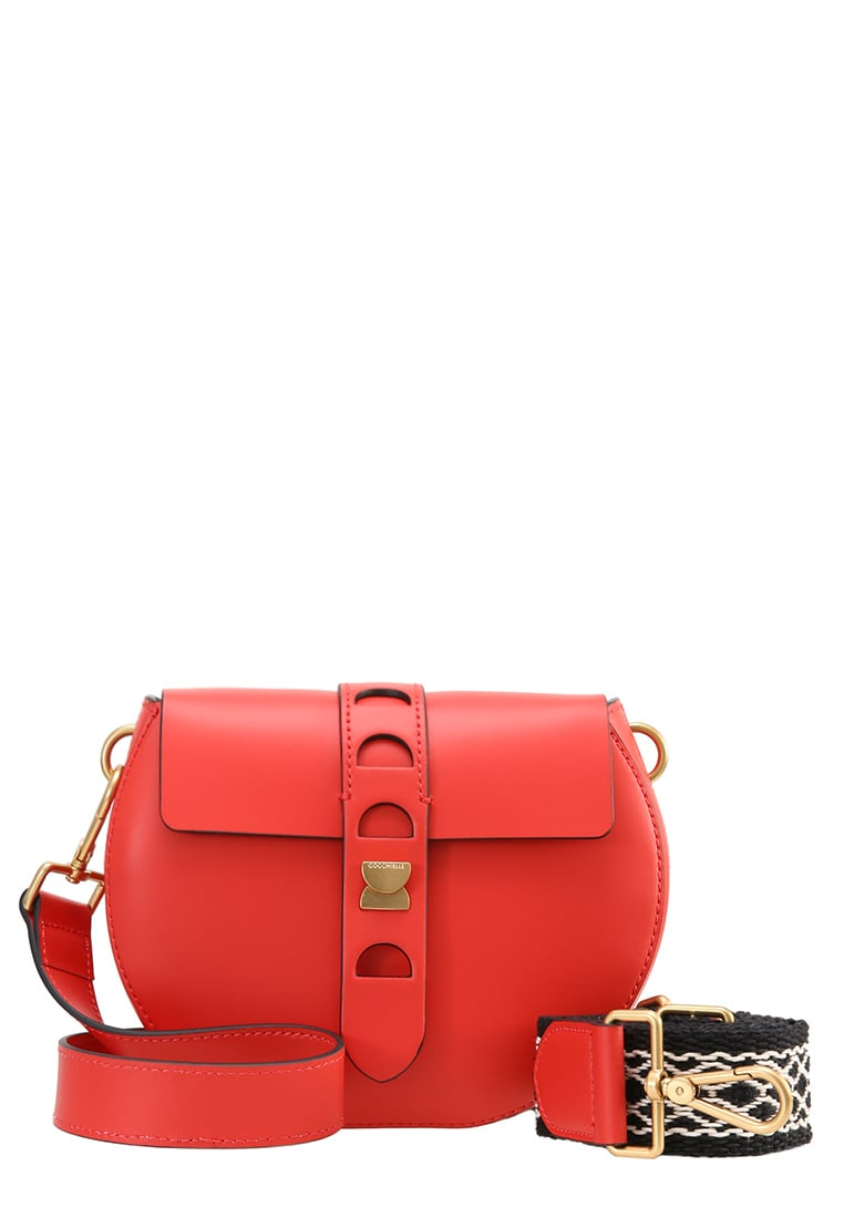 Coccinelle CAROUSEL Torba na ramię rosso - C5 YV3 15C6 28