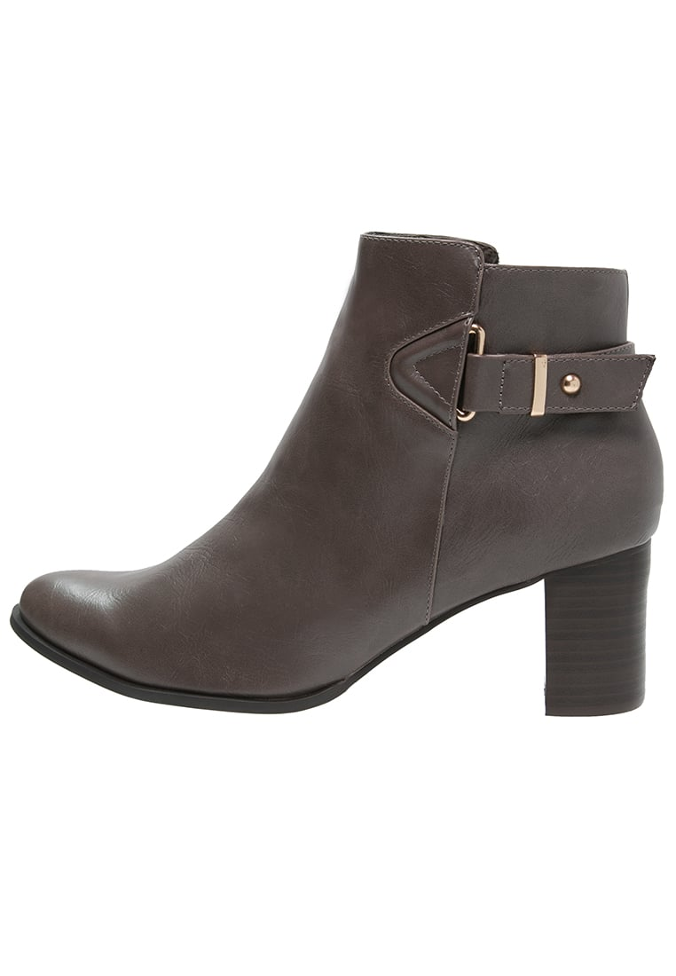 Divine Factory Ankle boot taupe - QL2614