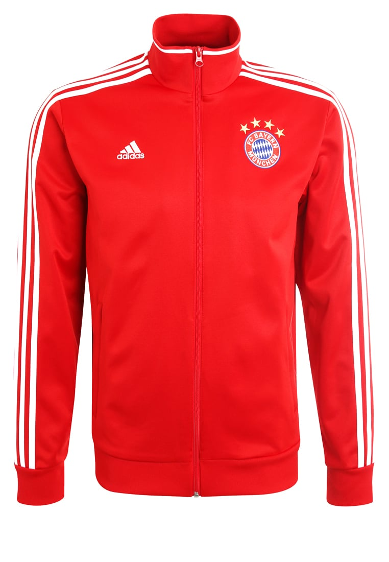adidas Performance FC BAYERN MUENCHEN Artykuły klubowe fcb true red/white - DKV75