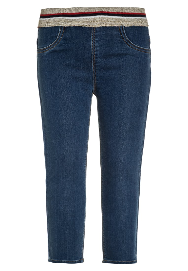 American Outfitters PANTS Jeansy Slim Fit wash light - 217-1620