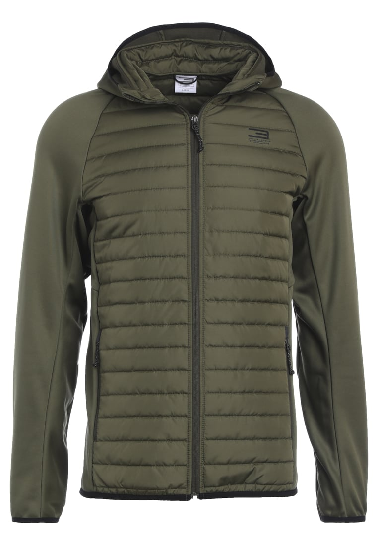 Jack & Jones Tech JJMULTI Kurtka Outdoor olive night - 12110590