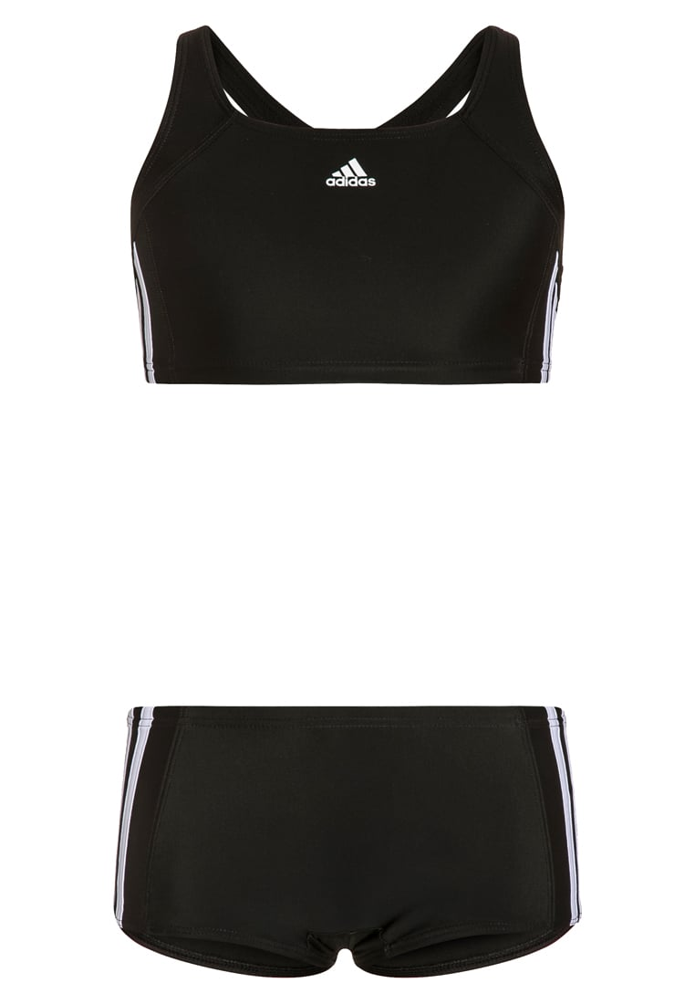 adidas Performance INFINITEX Bikini black/white - NEF03
