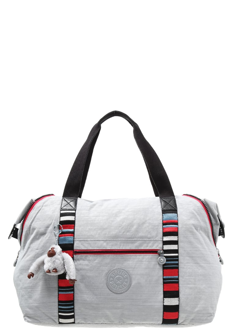 Kipling ART Torba weekendowa dazz grey - K11537