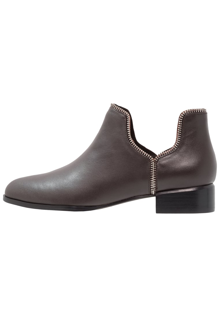 Senso BAILEY VII Ankle boot chocolate/silver - Bailey VII