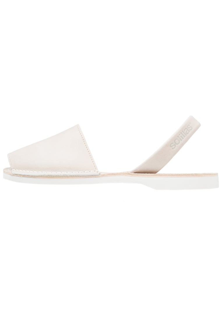 Solillas Sandały offwhite - SURF SANDALS - OFF WHITE