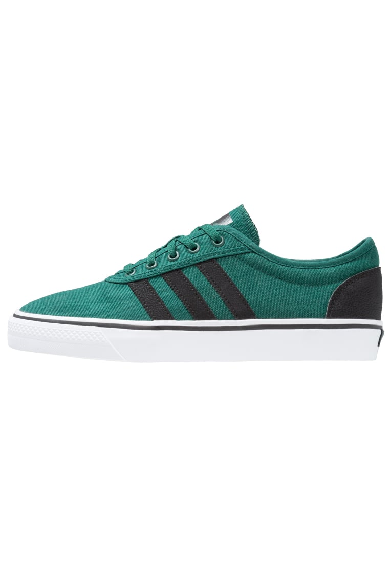 adidas Originals ADIEASE Tenisówki i Trampki collegiate green/core black/white - GTM17