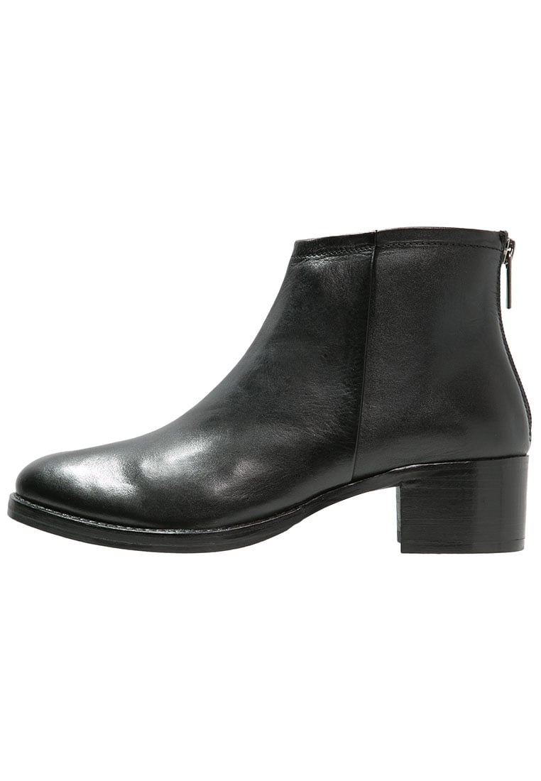 Bianco Ankle boot black - 26-49262