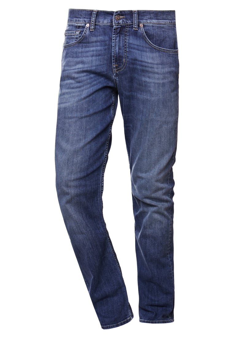 7 for all mankind Jeansy Slim fit blue - smsu250mx