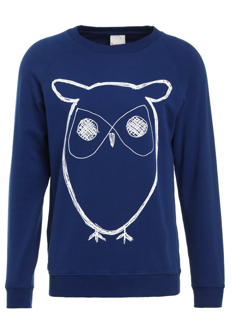 Knowledge Cotton Apparel BIG OWL Bluza limoges - 30295