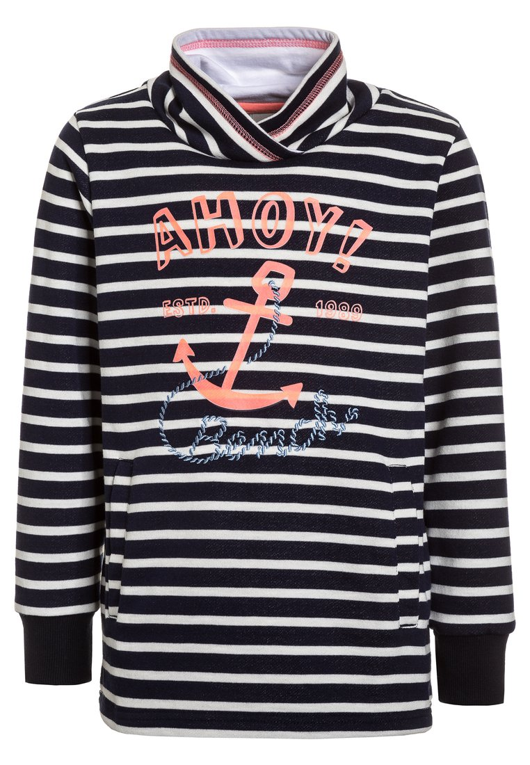 Bench AHOY OVERHEAD Bluza maritime blue - BKGE002053