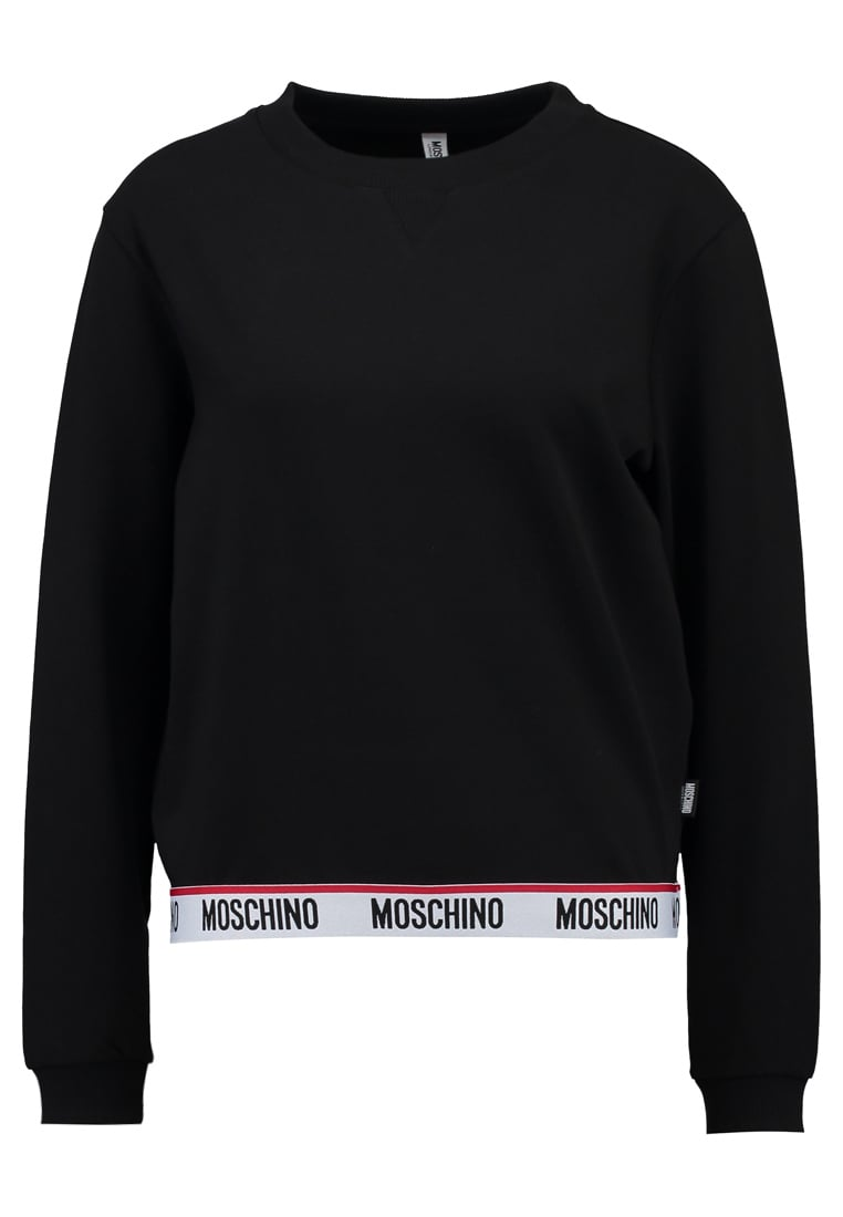 Moschino Underwear Koszulka do spania black - A1706