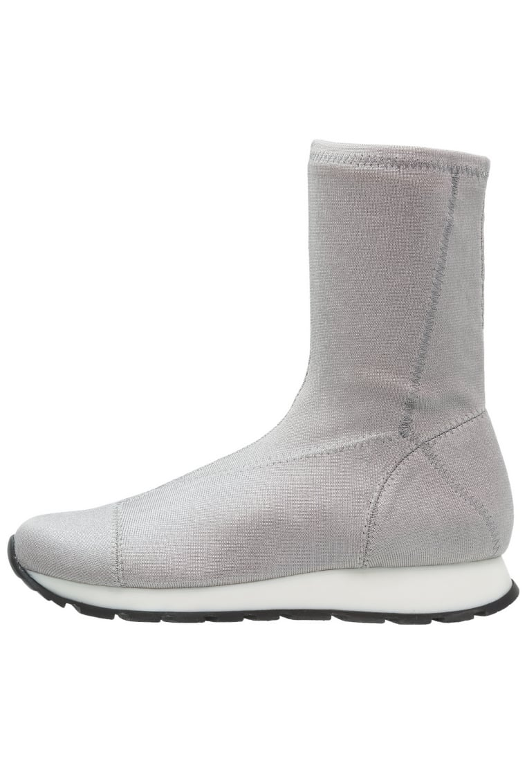 Free People ASTRAL BOOT Botki silver - OB652997