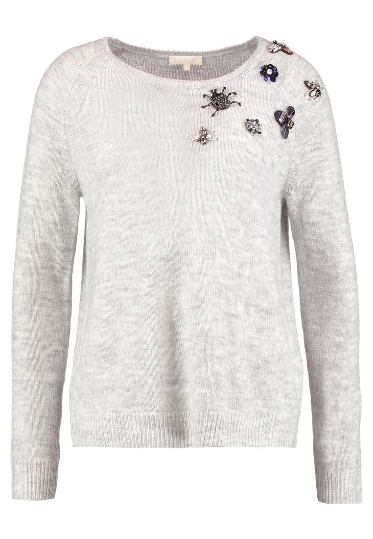 talkabout PULLOVER Sweter light grey