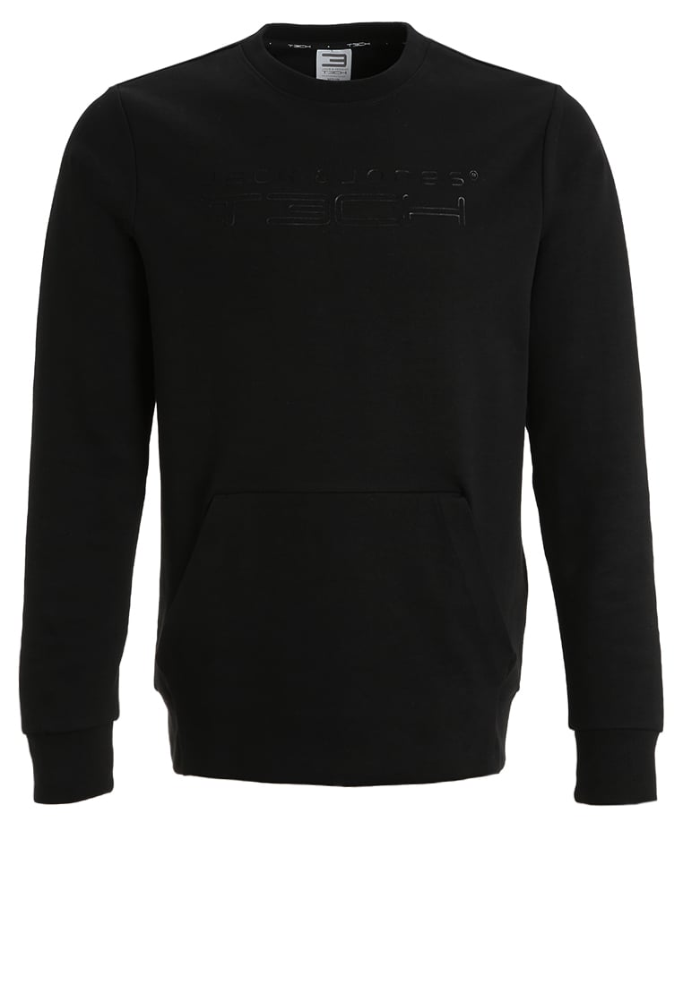 Jack & Jones Tech Bluza black - 12116105