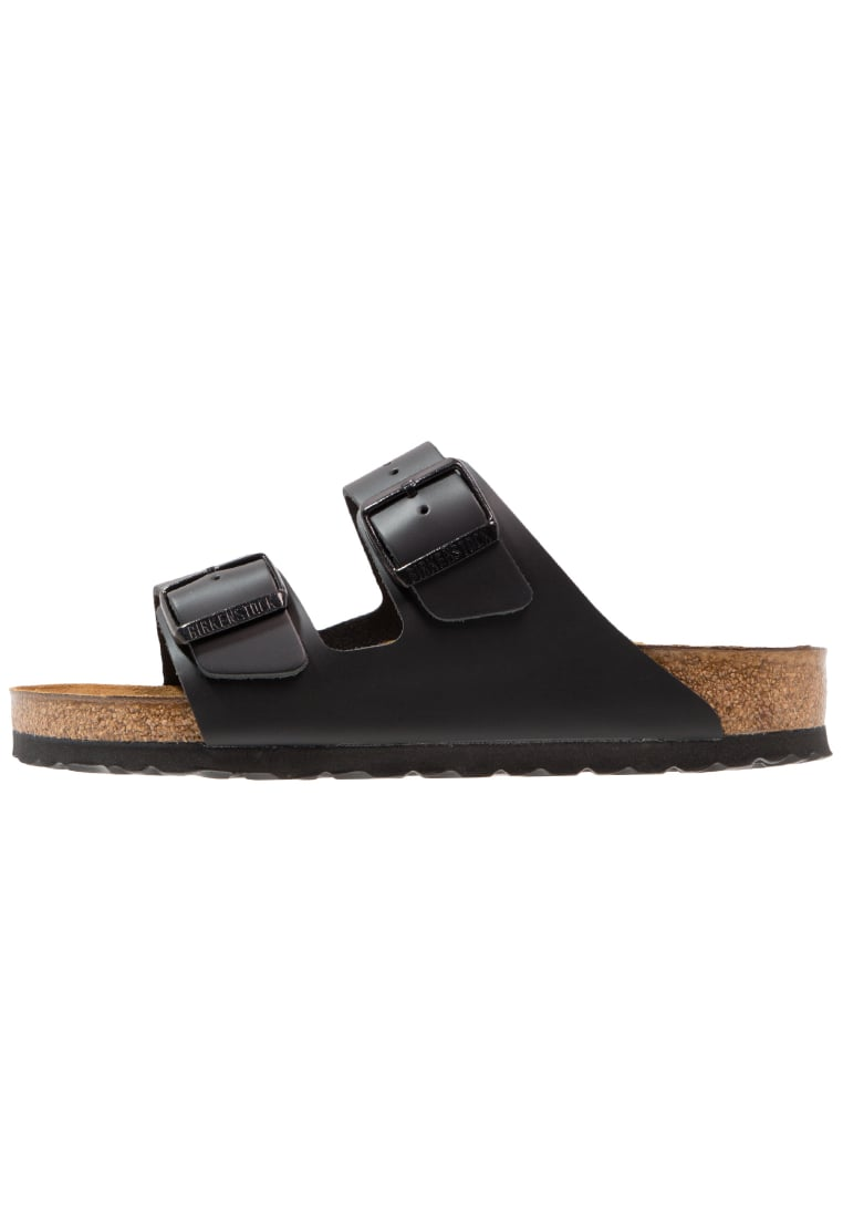 Birkenstock ARIZONA Kapcie black - 51191