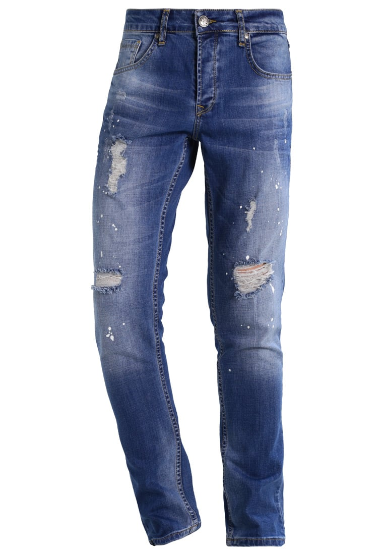 fortyfour Jeansy Slim fit blue - 3001