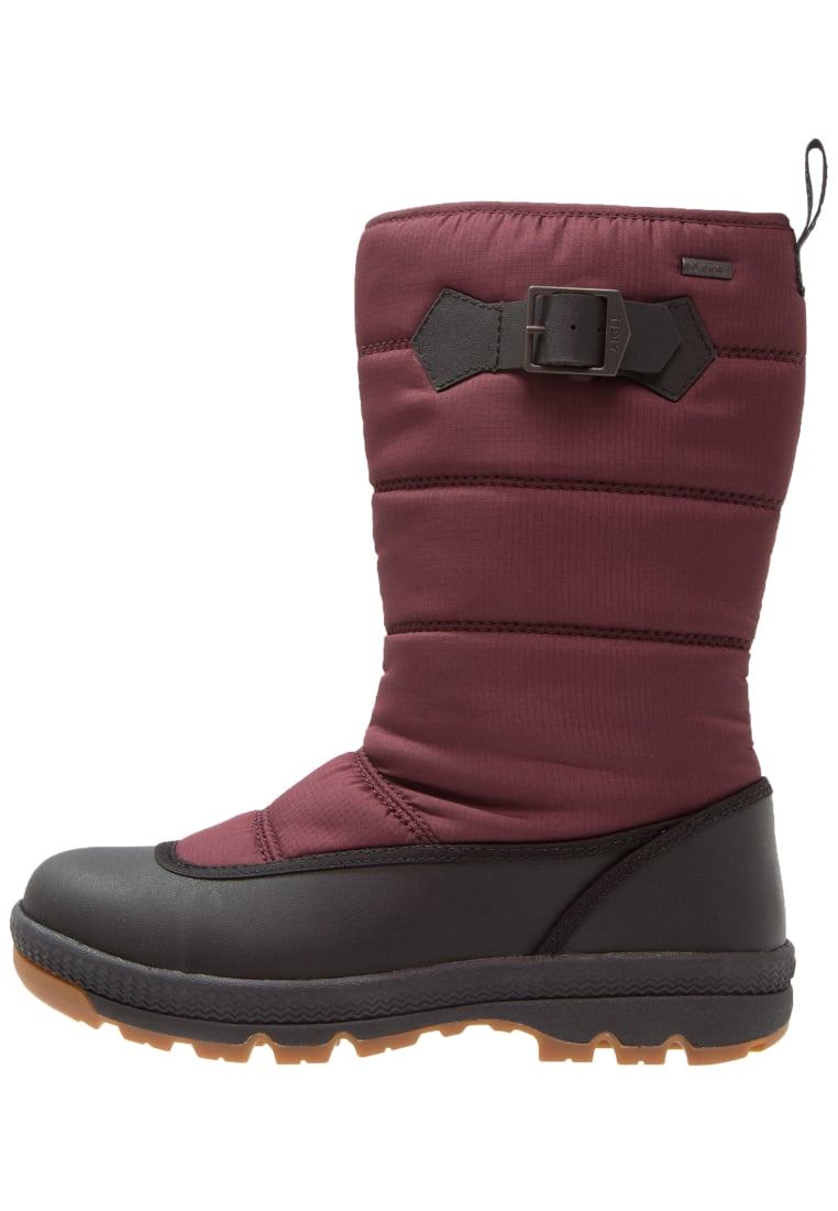 Aigle TWARM HIGH MTD Śniegowce dark erable - T1076