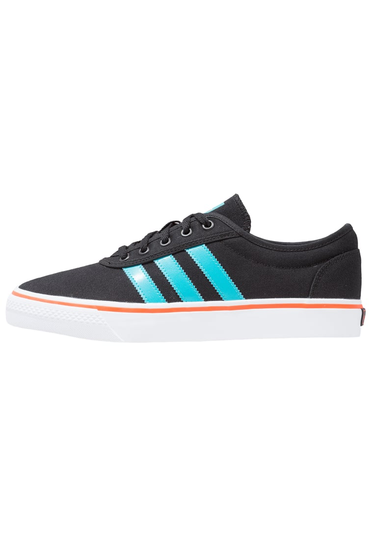 adidas Originals ADIEASE Tenisówki i Trampki core black/energy blue - GTO97