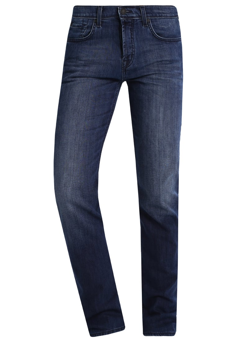 7 for all mankind CHAD Jeansy Straight leg dark blue - SD3U050AD