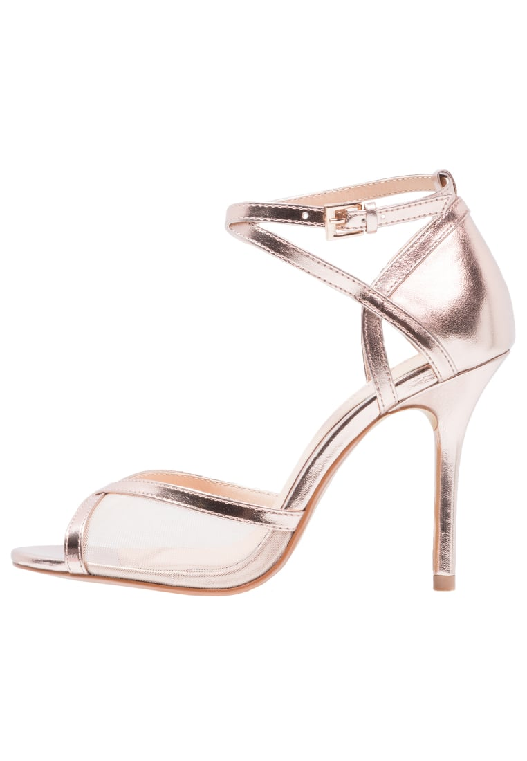 Head over Heels by Dune MERYL Sandały rose gold - MERYL